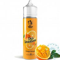 Mix and vape Le Vapoteur Breton Orange Mangue (50 ml)