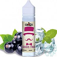 Mix and vape Cirkus Cassis Frais (50 ml)