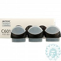 Cartouche Justfog C601 (Pack de 3)
