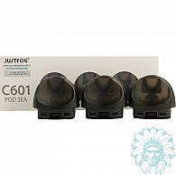 Cartouche Justfog C601 (vendu par 3)