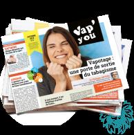 Magazine VAP'YOU n°8