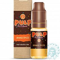E-liquide Pulp Kitchen Orange Epicée