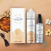 Mix and vape Petit Nuage Le Dessert de Mamie (60 ml)