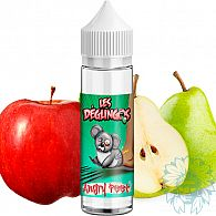 Mix and vape Déglingos Angry Feet (50 ml)
