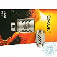 Résistances Smoktech TFV8 V8-Q4 (Pack de 3)
