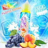 E-liquide Fruizee Purple Beach, Pack 50 ml