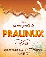 Mix and vape Le French Liquide Pralinux (50 ml)