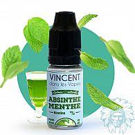 E-liquide Vincent dans les vapes (VDLV) Absinthe Menthe