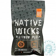 Coton Native Wicks Platinium Plus