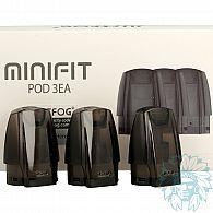 Cartouche Justfog Minifit (Pack de 3)