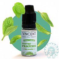 E-liquide Vincent dans les vapes (VDLV) Menthe Fraîche