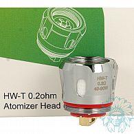 Résistances Eleaf  Rotor HW-T (vendu par 3)