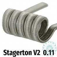 Résistances Staggerton (pack de 2) - GPC Coils