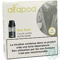 Cartouche Alfapod Blue Flash (Pack de 2)