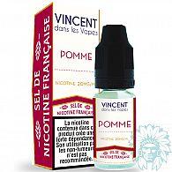 E-liquide aux sels de nicotine VDLV Pomme