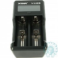 Chargeur accu Xtar VC2S