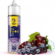 Mix and vape Le Vapoteur Breton Cassis Raisin (50 ml)