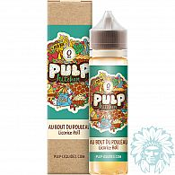 Mix and vape Pulp Kitchen Au Bout du Rouleau (50 ml)