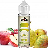 Mix and vape Cirkus Pomme Poire (50 ml)