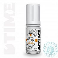 E-liquide DTime New York