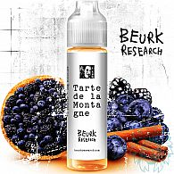 Mix and vape Beurk Research Tarte de la Montagne (40 ml)