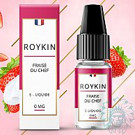 E-liquide Roykin Fraise du Chef