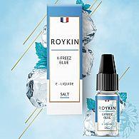 X Freez Blue Roykin aux sels de nicotine