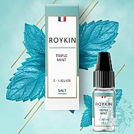 Triple Mint Roykin aux sels de nicotine