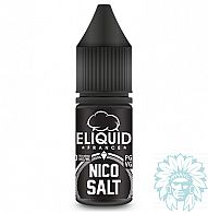 Booster aux sels de nicotine Eliquid France
