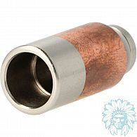 Drip tip 510 Inox et cuivre