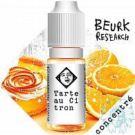 Arôme Beurk Research Tarte au Citron