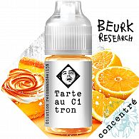 Arôme concentré Beurk Research Tarte au Citron 30 ml