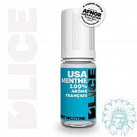 E-liquide D'lice USA Menthe (ex Classic Menthe)
