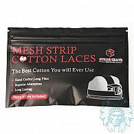 Mesh Strip Cotton Laces Steam Crave