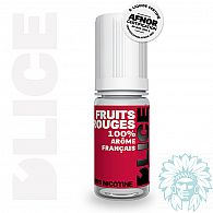 E-liquide D'lice Fruits Rouges