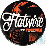 Flapton Flatwire UK Flat Clapton Stainless 316 L