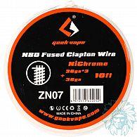 Fil N80 Fused Clapton Wire Geek Vape