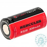 Accu Hercules RS08 Fumytech 18350 - 800 mAh - 8 A