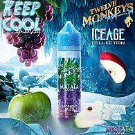 E-liquide Twelve Monkeys Matata Iced 50ml