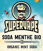 Arôme Soda Menthe Bio Supervape