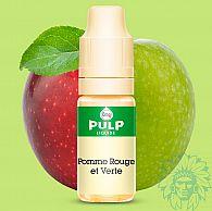 E-liquide Pulp Pomme Rouge et Verte