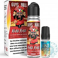 E-liquide Guys & Bull Mukk Mukk La Crazy Tarte aux Fraises 50ml