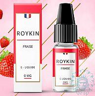 E-liquide Roykin Fraise