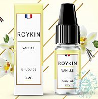 E-liquide Roykin Vanille