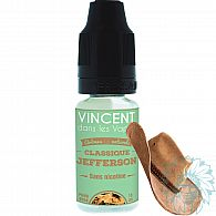E-liquide Vincent dans les vapes (VDLV) Classique Jefferson