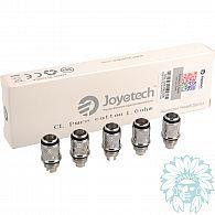 Résistances Joyetech eGo-One CL Pure Coton (pack de 5)