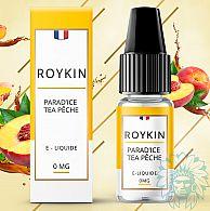 E-liquide Roykin Parad'ice Tea Pêche
