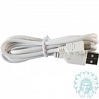 Cable micro-USB blanc