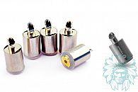 Tête d'atomiseur LR eRoll-C, eCab, eGo-C, 510CC et eGo-CC (pack de 5)