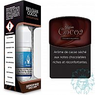 E-liquide Halo Belgian Cocoa